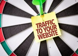 Web Traffic to website